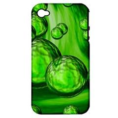 Magic Balls Apple Iphone 4/4s Hardshell Case (pc+silicone)