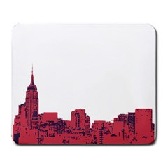 Skyline Large Mouse Pad (Rectangle)