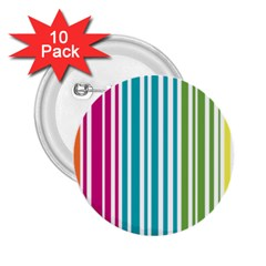 Color fun 2.25  Button (10 pack)