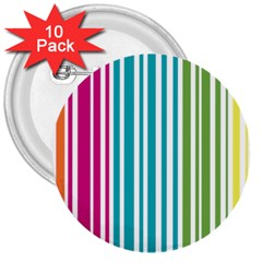 Color fun 3  Button (10 pack)