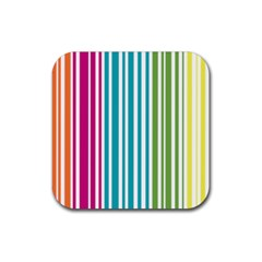 Color fun Drink Coasters 4 Pack (Square)