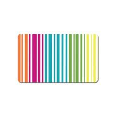 Color fun Magnet (Name Card)