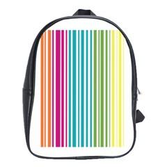 Color Fun School Bag (large)