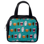 Time for coffee Classic Handbag (One Side) Front