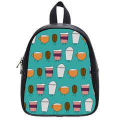 Time for coffee School Bag (Small)