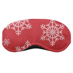 Let it snow Sleeping Mask