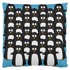 Penguin Group Large Cushion Case (Two Sided)