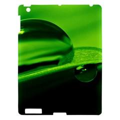 Green Drop Apple iPad 3/4 Hardshell Case