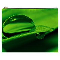 Green Drop Cosmetic Bag (xxxl)
