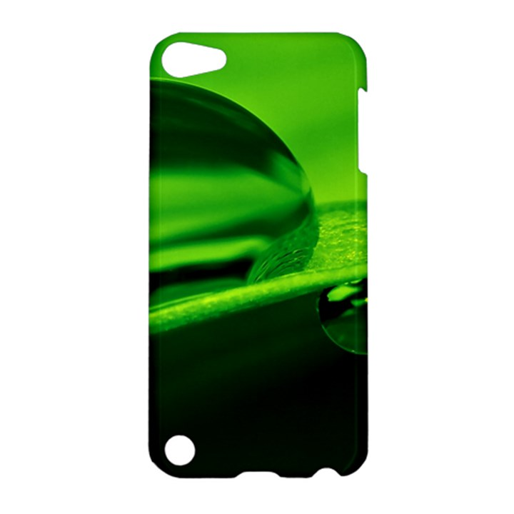 Green Drop Apple iPod Touch 5 Hardshell Case