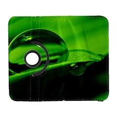 Green Drop Samsung Galaxy S  Iii Flip 360 Case