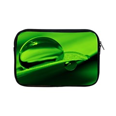 Green Drop Apple iPad Mini Zipper Case