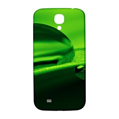 Green Drop Samsung Galaxy S4 I9500/I9505  Hardshell Back Case
