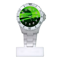 Green Drop Nurses Watch