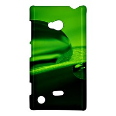 Green Drop Nokia Lumia 720 Hardshell Case