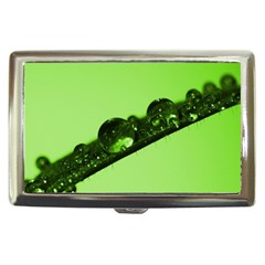 Green Drops Cigarette Money Case