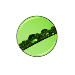 Green Drops Golf Ball Marker 10 Pack (for Hat Clip)