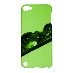 Green Drops Apple iPod Touch 5 Hardshell Case