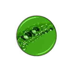 Green Drops Golf Ball Marker (for Hat Clip)