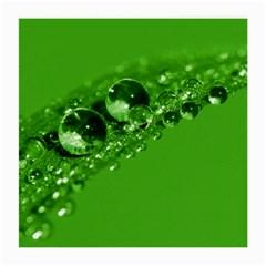 Green Drops Glasses Cloth (Medium)
