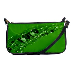 Green Drops Evening Bag