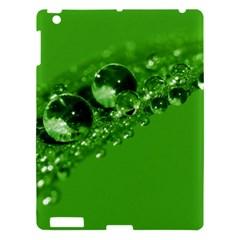 Green Drops Apple Ipad 3/4 Hardshell Case