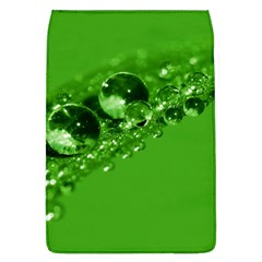 Green Drops Removable Flap Cover (Large)