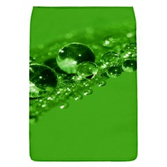Green Drops Removable Flap Cover (small)