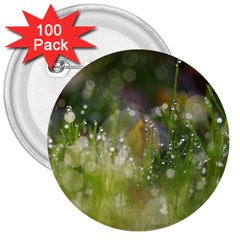 Drops 3  Button (100 pack)