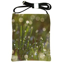Waterdrops Shoulder Sling Bag