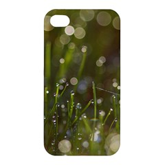 Waterdrops Apple iPhone 4/4S Premium Hardshell Case
