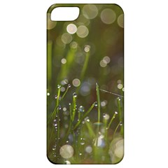 Waterdrops Apple iPhone 5 Classic Hardshell Case