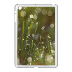 Waterdrops Apple iPad Mini Case (White)