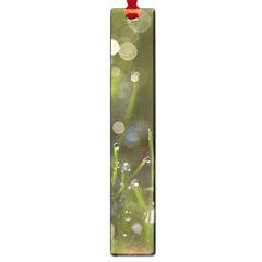 Waterdrops Large Bookmark