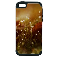 Waterdrops Apple iPhone 5 Hardshell Case (PC+Silicone)