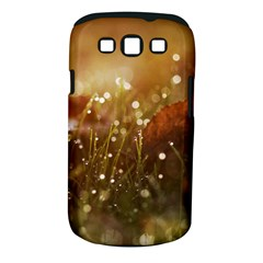 Waterdrops Samsung Galaxy S Iii Classic Hardshell Case (pc+silicone)