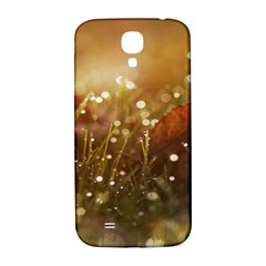 Waterdrops Samsung Galaxy S4 I9500/I9505  Hardshell Back Case
