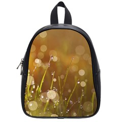 Waterdrops School Bag (Small)