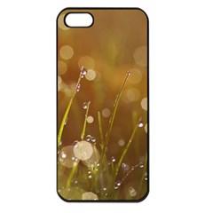 Waterdrops Apple Iphone 5 Seamless Case (black)