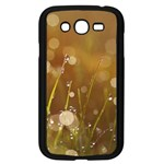 Waterdrops Samsung Galaxy Grand DUOS I9082 Case (Black) Front
