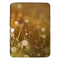 Waterdrops Samsung Galaxy Tab 3 (10.1 ) P5200 Hardshell Case
