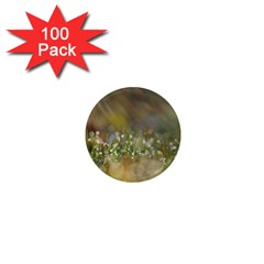 Sundrops 1  Mini Button Magnet (100 pack)