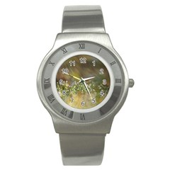 Sundrops Stainless Steel Watch (Unisex)