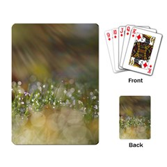 Sundrops Playing Cards Single Design