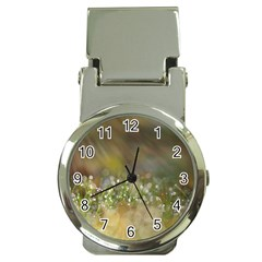 Sundrops Money Clip With Watch