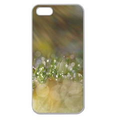 Sundrops Apple Seamless iPhone 5 Case (Clear)