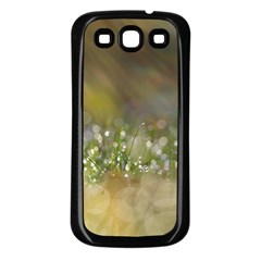 Sundrops Samsung Galaxy S3 Back Case (Black)