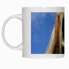 Haflinger  White Coffee Mug