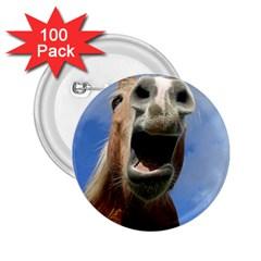 Haflinger  2.25  Button (100 pack)