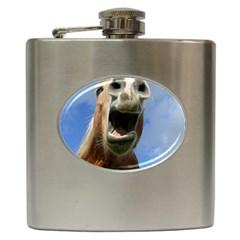 Haflinger  Hip Flask